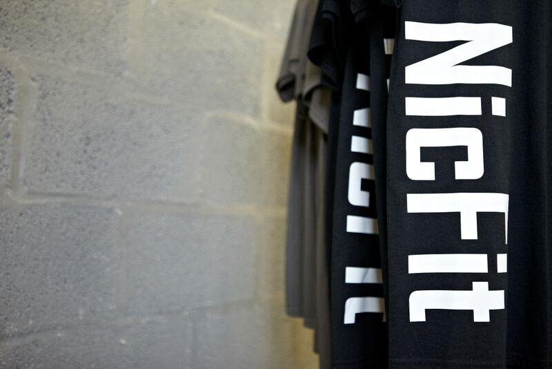 NicFit Merchandise